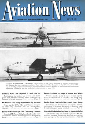 Cover for the September 17 1945 issue