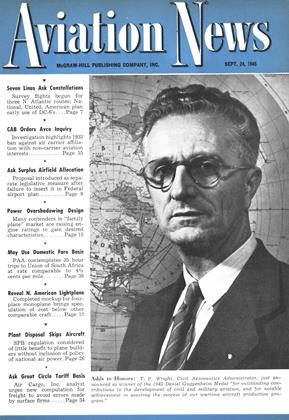Cover for the September 24 1945 issue