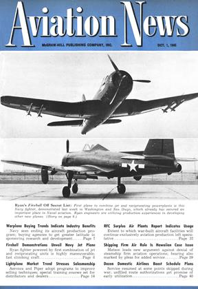 Cover for the October 1 1945 issue