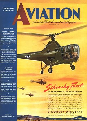 Cover for the October 2 1945 issue