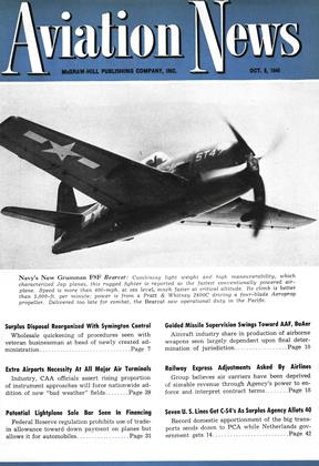 Cover for the October 8 1945 issue