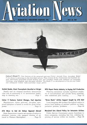 Cover for the October 22 1945 issue