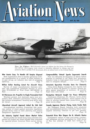 Cover for the October 29 1945 issue