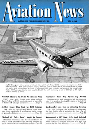 Cover for the December 10 1945 issue