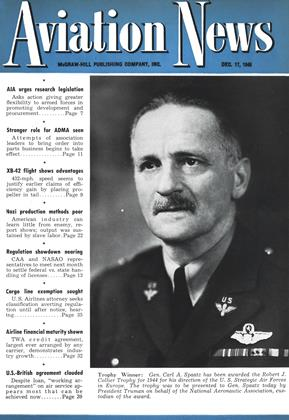 Cover for the December 17 1945 issue