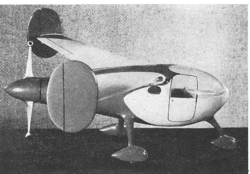 Jet-driven Props May Power Personal Planes of the Future, Page: 7 - DEC. 24, 1945 | Aviation Week