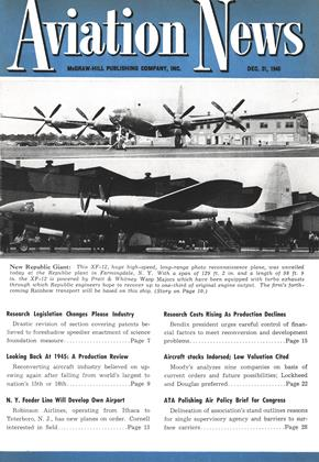 Cover for the December 31 1945 issue