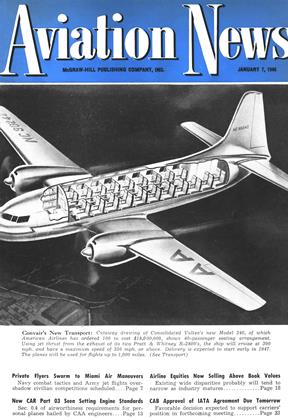 Cover for the January 7 1946 issue