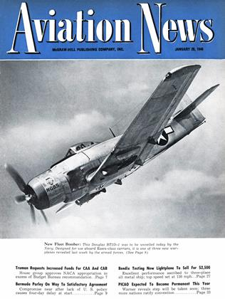 Cover for the January 28 1946 issue