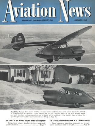 Cover for the February 4 1946 issue