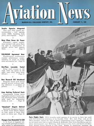 Cover for the February 11 1946 issue