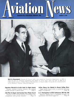 Cover for the March 4 1946 issue