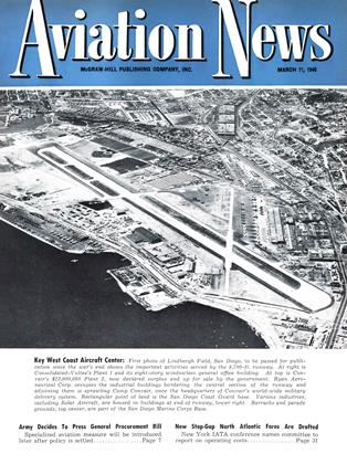 Cover for the March 11 1946 issue