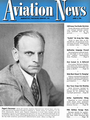 Cover for the April 8 1946 issue