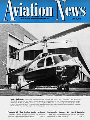 Cover for the April 22 1946 issue