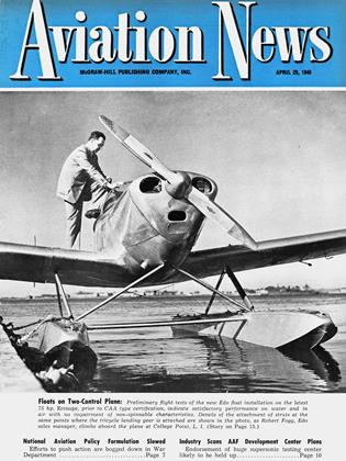 Cover for the April 29 1946 issue
