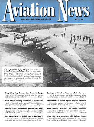 Cover for the May 6 1946 issue