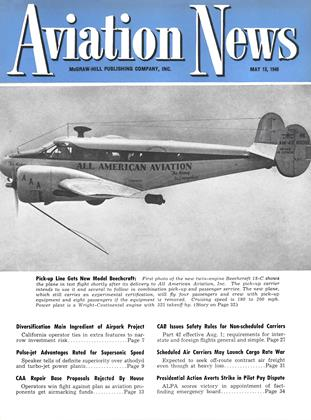 Cover for the May 13 1946 issue