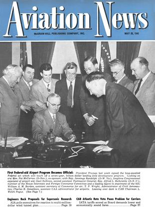 Cover for the May 20 1946 issue