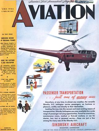 Cover for the June 1 1946 issue