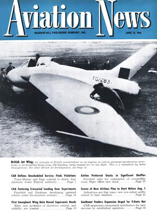 Cover for the June 10 1946 issue