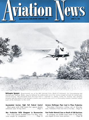 Cover for the June 17 1946 issue