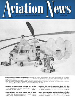 Cover for the July 22 1946 issue