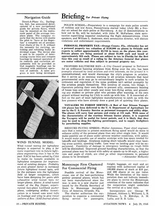 Navigation Guide, Page: 18 - JULY 29, 1946 | Aviation Week