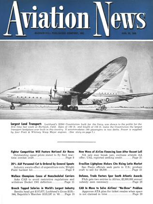 Cover for the August 26 1946 issue