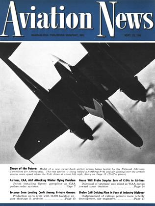 Cover for the September 23 1946 issue