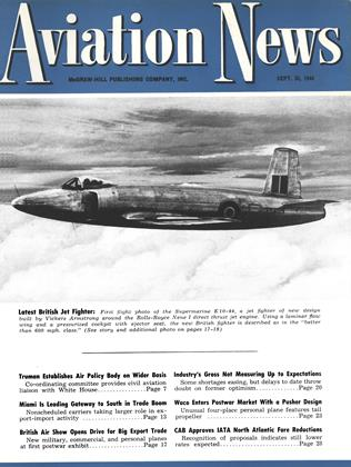 Cover for the September 30 1946 issue