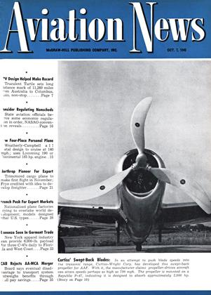 Cover for the October 7 1946 issue