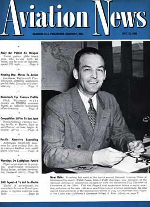 Cover for the October 21 1946 issue