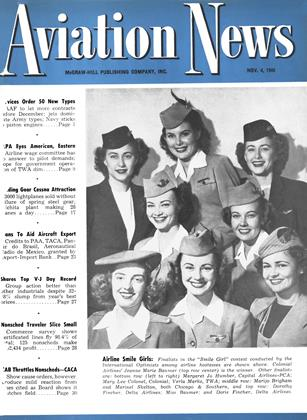 Cover for the November 4 1946 issue