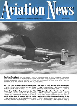 Cover for the November 11 1946 issue