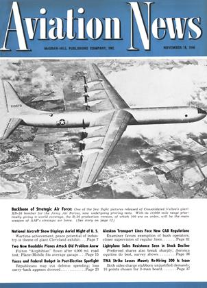 Cover for the November 18 1946 issue