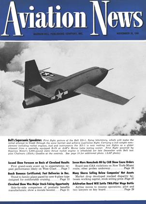 Cover for the November 25 1946 issue