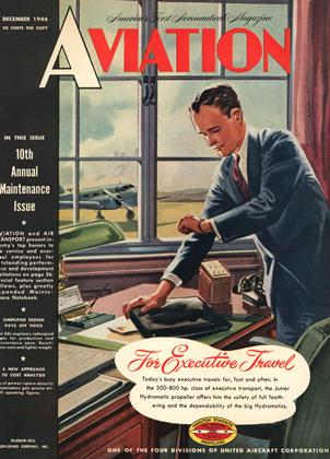 Cover for the December 1 1946 issue