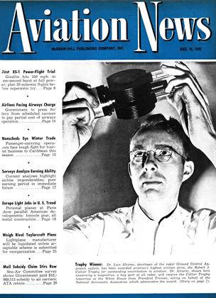 Cover for the December 16 1946 issue
