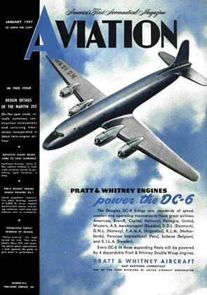 Cover for the January 1 1947 issue