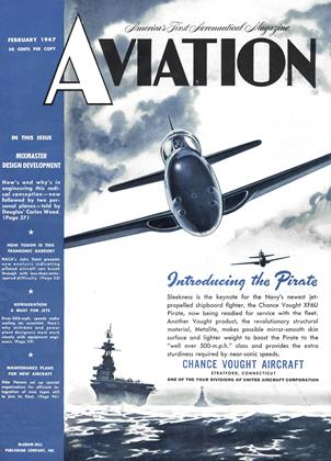 Cover for the February 1 1947 issue