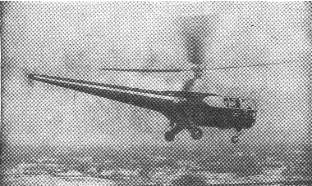 American and Foreign Helicopters, Page: 123 - MARCH 1947 | Aviation Week