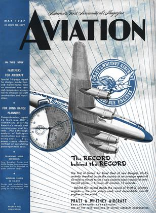 Cover for the May 1 1947 issue