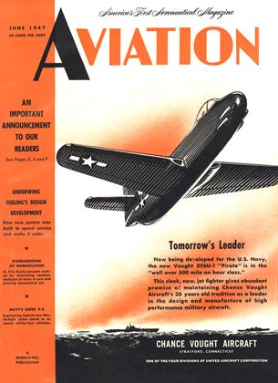 Cover for the June 1 1947 issue