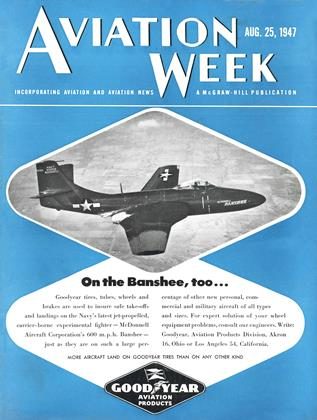 Cover for the August 25 1947 issue