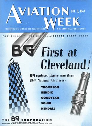 Cover for the October 6 1947 issue