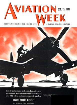 Cover for the October 13 1947 issue