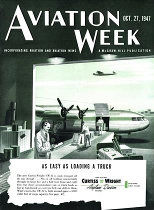 Cover for the October 27 1947 issue