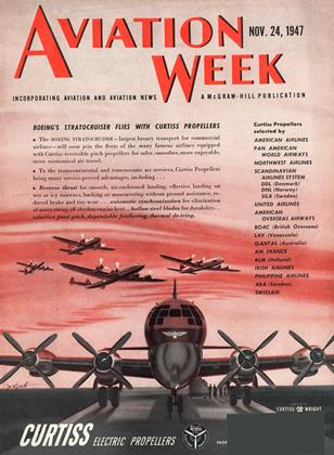 Cover for the November 24 1947 issue