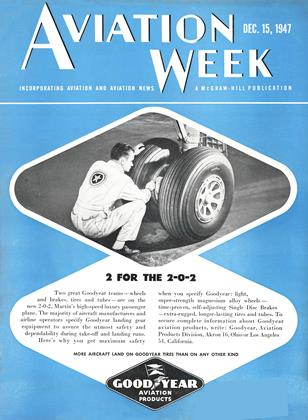Cover for the December 15 1947 issue
